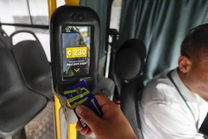 pago contacless bus
