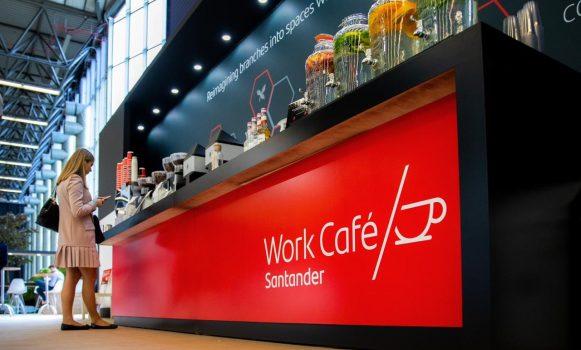 Banco Santander Chile Presenta El Modelo Work Cafe En El Foro Mundial De Las Fintech Banca News Noticias Y Actualidad De La Banca En Latinoamerica