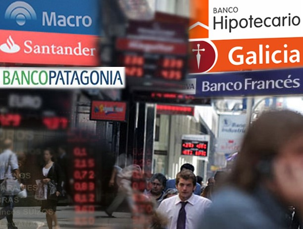 Bancos de Argentina